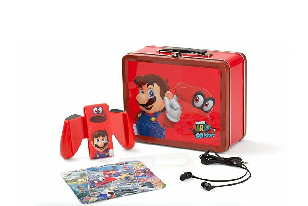 Kits en oferta de Nintendo Switch Amazon