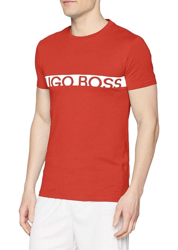 BOSS Camiseta para Hombre Talla L