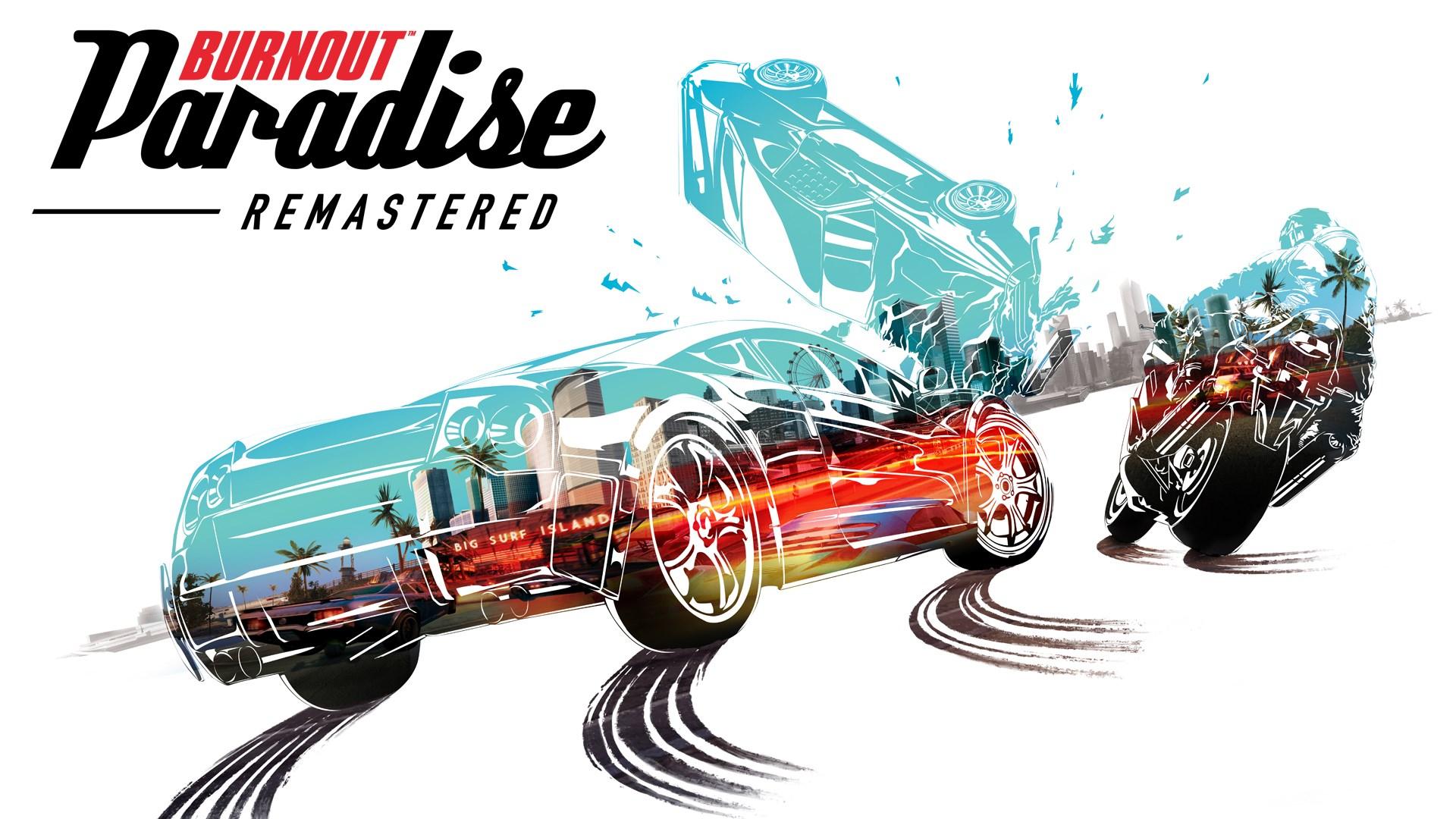 Burnout Paradise Remastered para Xbox One