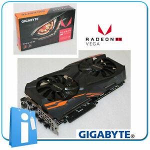 Tarjeta Grafica AMD GIGABYTE RX VEGA 56 (REACO)