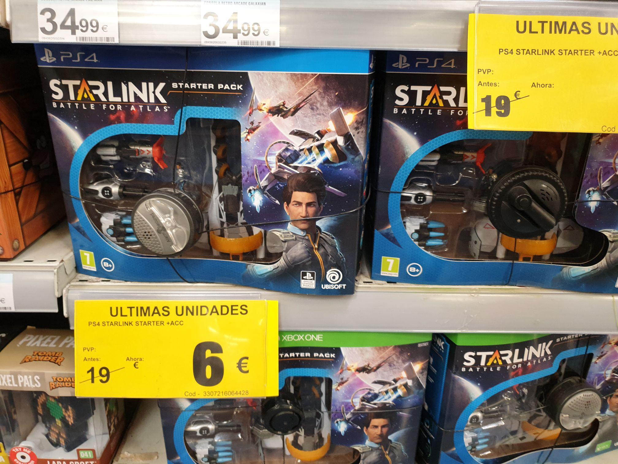 Starlink Xbox one/Ps4 carrefour Torrevieja/Murcia Zaraiche