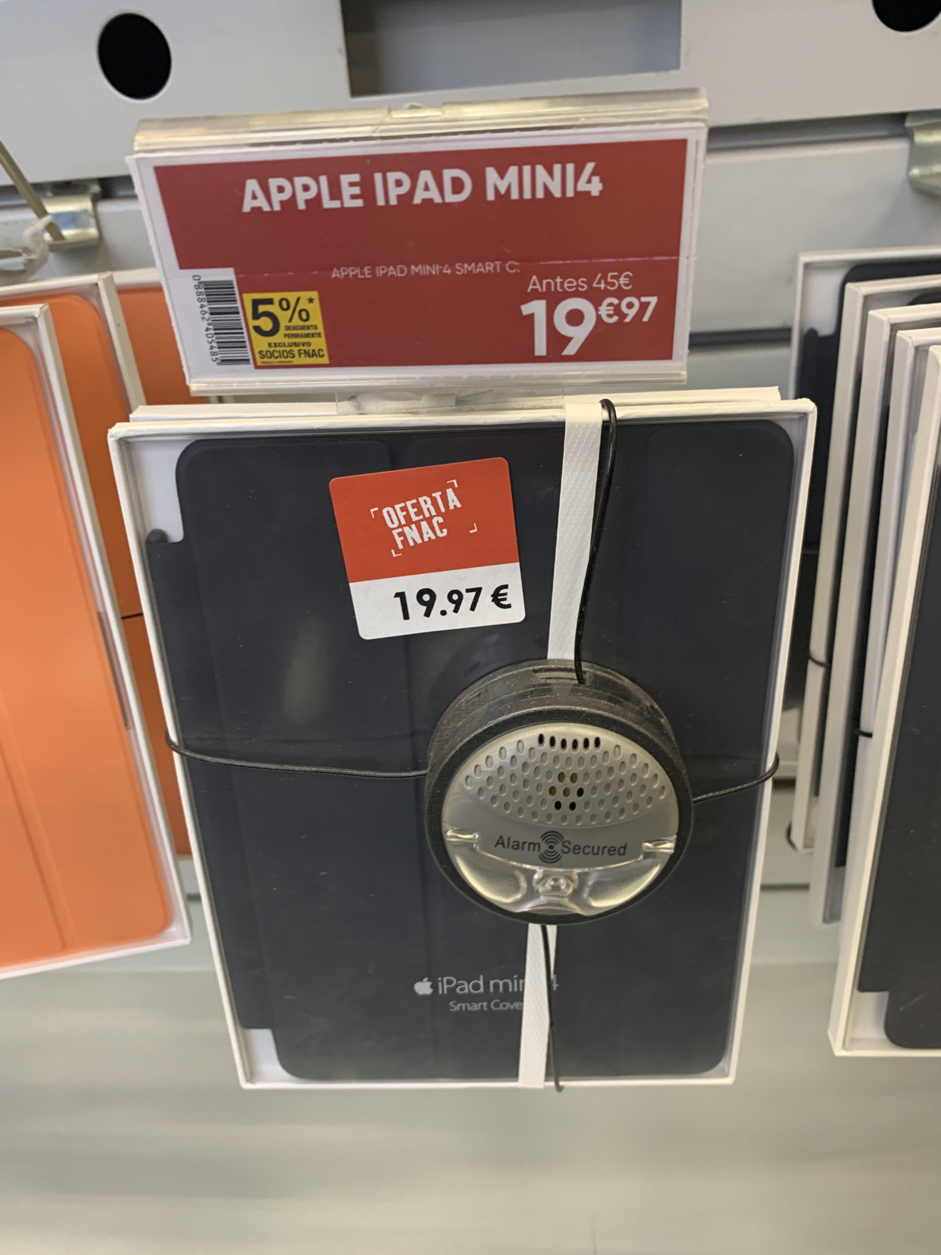 APPLE Smart cover iPad mini 4 (Fnac Murcia)