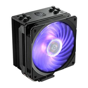 COOLER MASTER HYPER 212 RGB BLACK EDITION - DISIPADOR DE CPU RA120MM