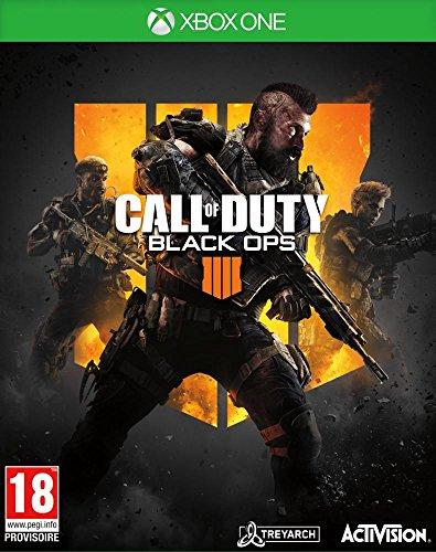 XBOX ONE: Call of Duty: Black Ops IIII + Tarjeta de visita exclusiva (Edición Exclusiva Amazon)