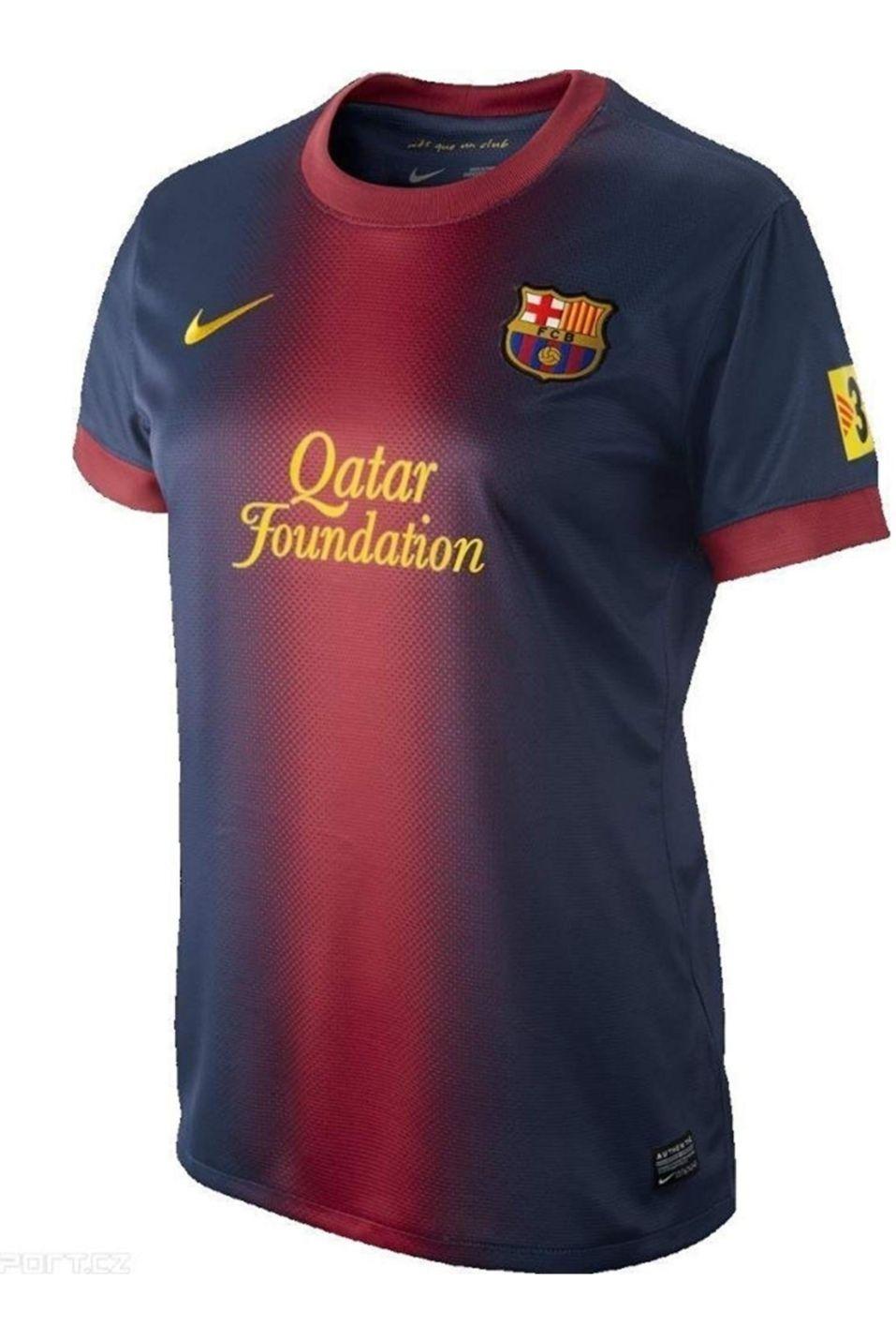 Nike. Camiseta FC Barcelona 2013