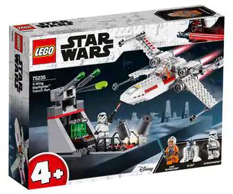 LEGO :: Asalto a la Trinchera del Caza Estelar Ala-X 132 piezas (ALCampo)