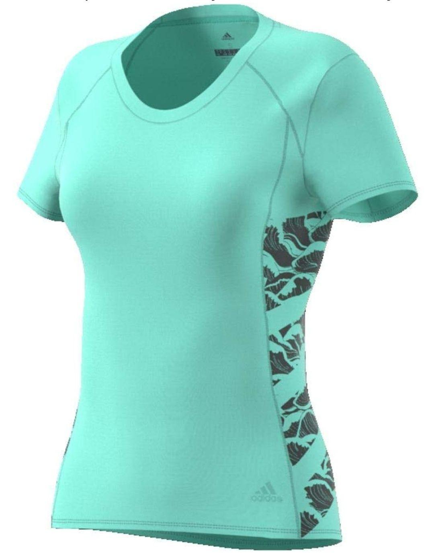TALLA XS - adidas Supernova Cru Parley tee Women T-Shirt, Mujer