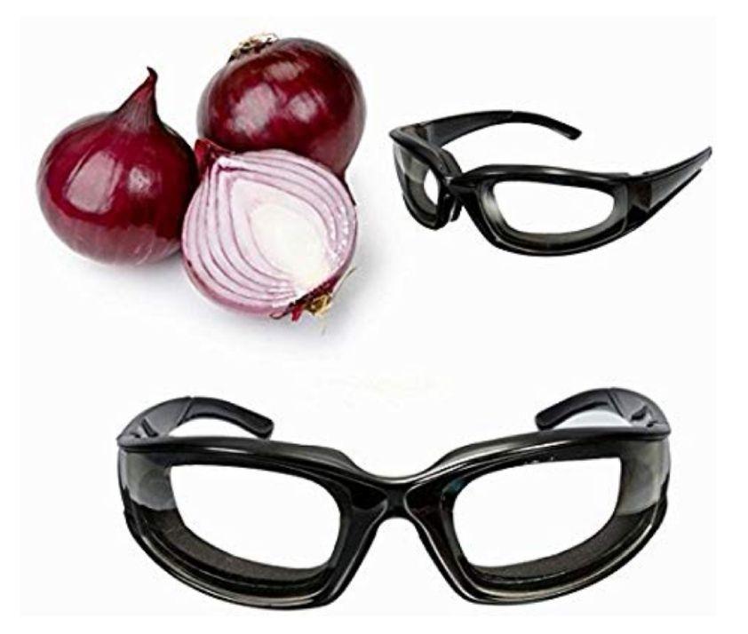 Gafas Protectoras para Cortar Cebolla , humo de brasas, vapor,,, diseñadas para la cocina