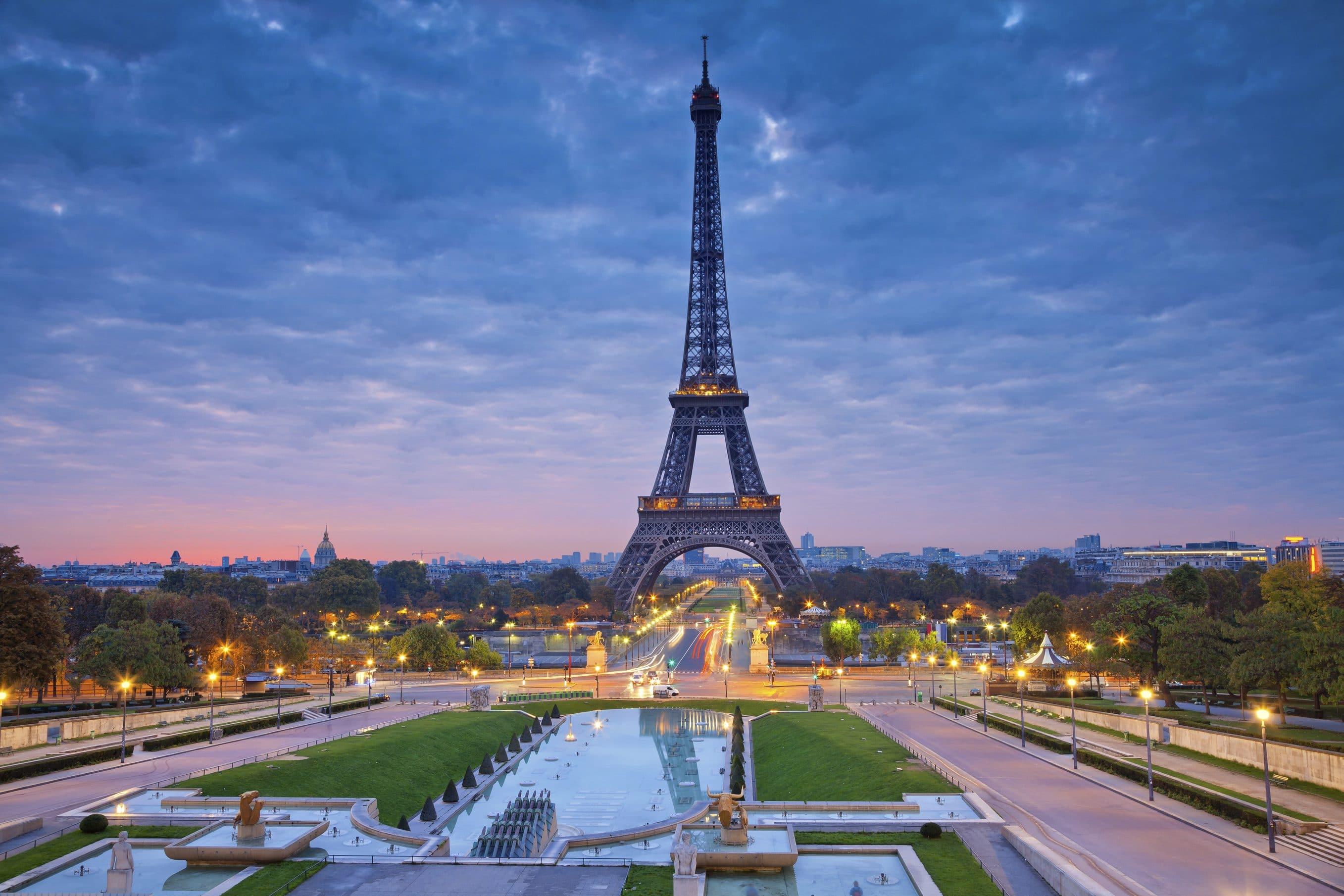 Vuelos a París desde solo 10€