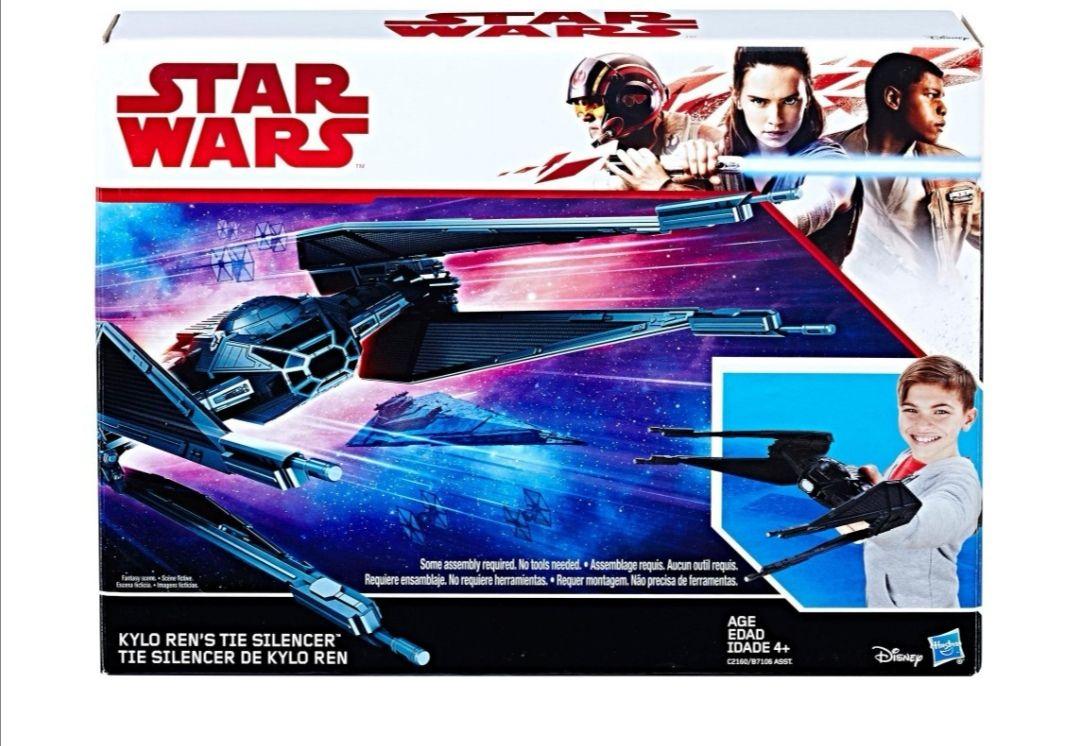 Star Wars C2160 Tie Silencer De Kylo Ren Hasbro .