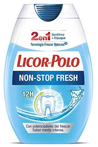 6 Envases de Licor del Polo 2 en 1 - Non Stop Fresh