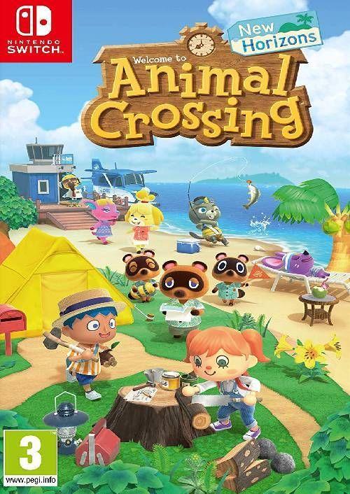 Animal Crossing New Horizons (Digital)