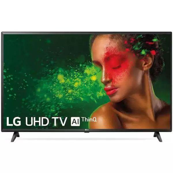"""LG Smart TV 43"""" LED UltraHD 4K"""
