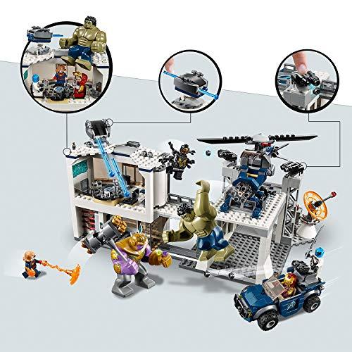 LEGO Super Heroes - Batalla en el Complejo de los Vengadores
