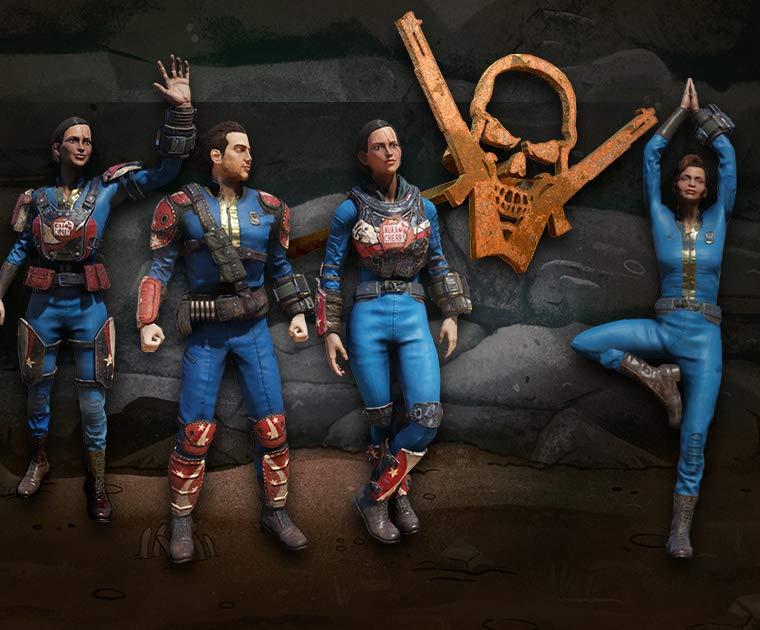 Fallout 76 :: Gratis Lote de recompensas exclusivas (Prime)