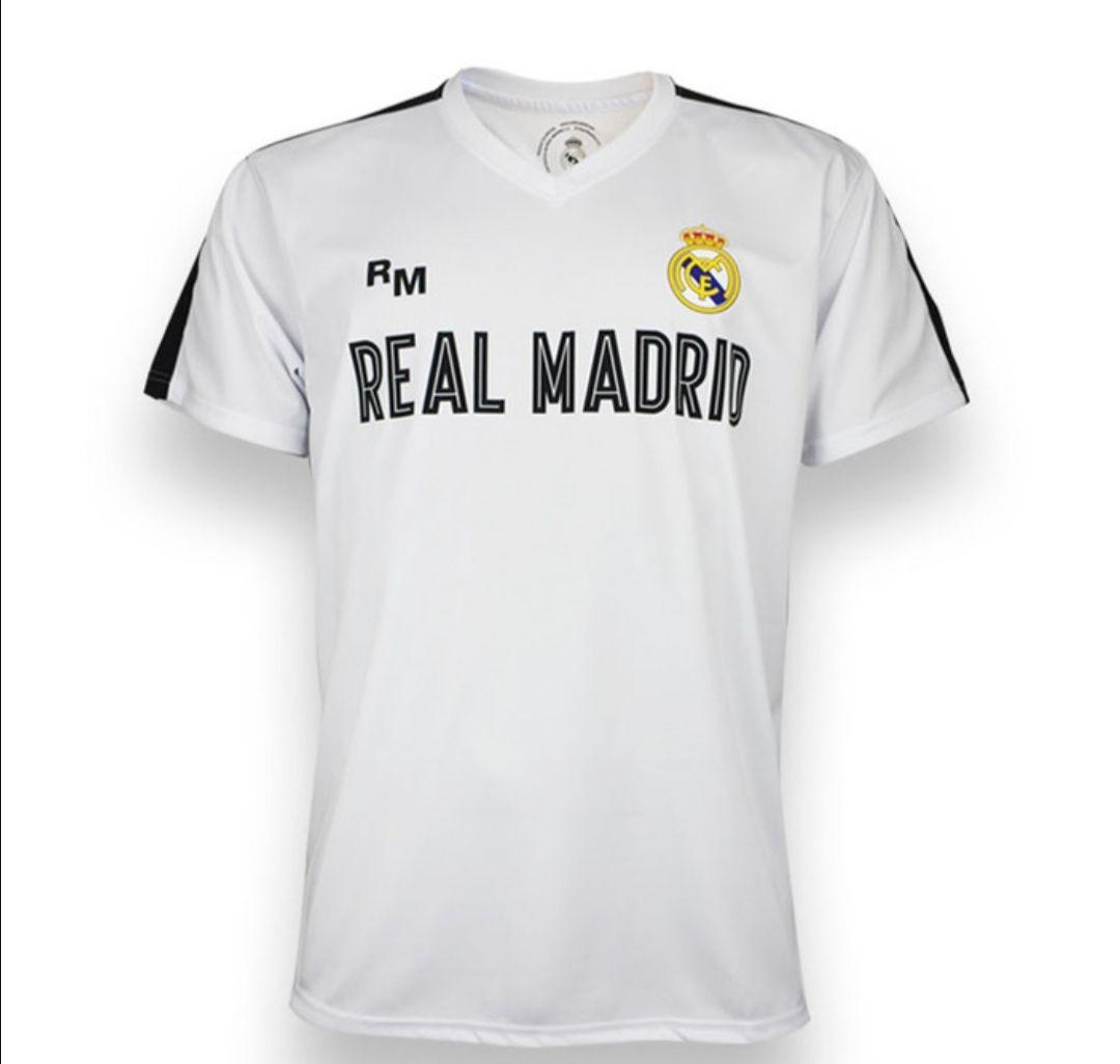 Camiseta Real Madrid. Atack Ad