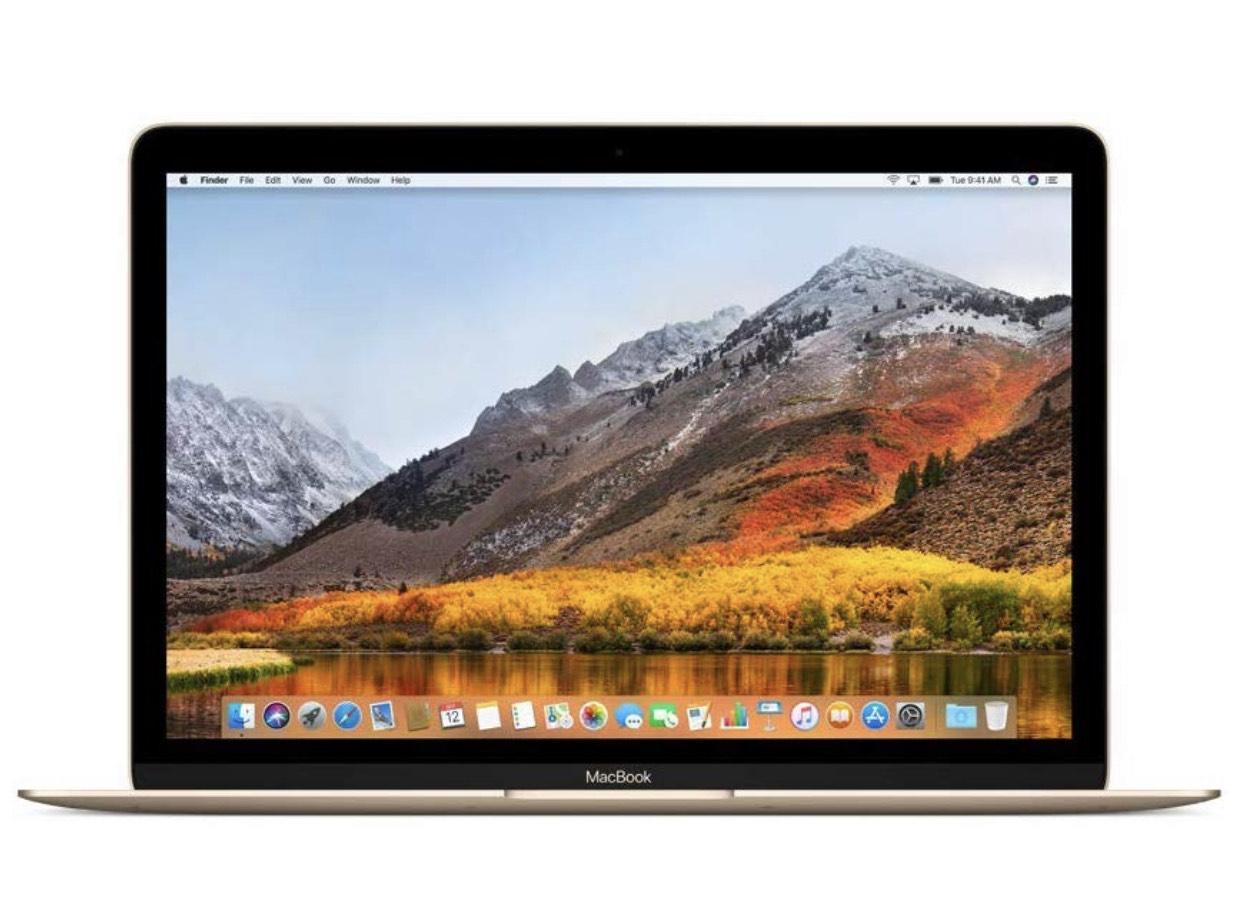 Apple MacBook (de 12 pulgadas: Intel Core i5 de doble núcleo a 1,3 GHz, 512GB) - Oro (Modelo Anterior)
