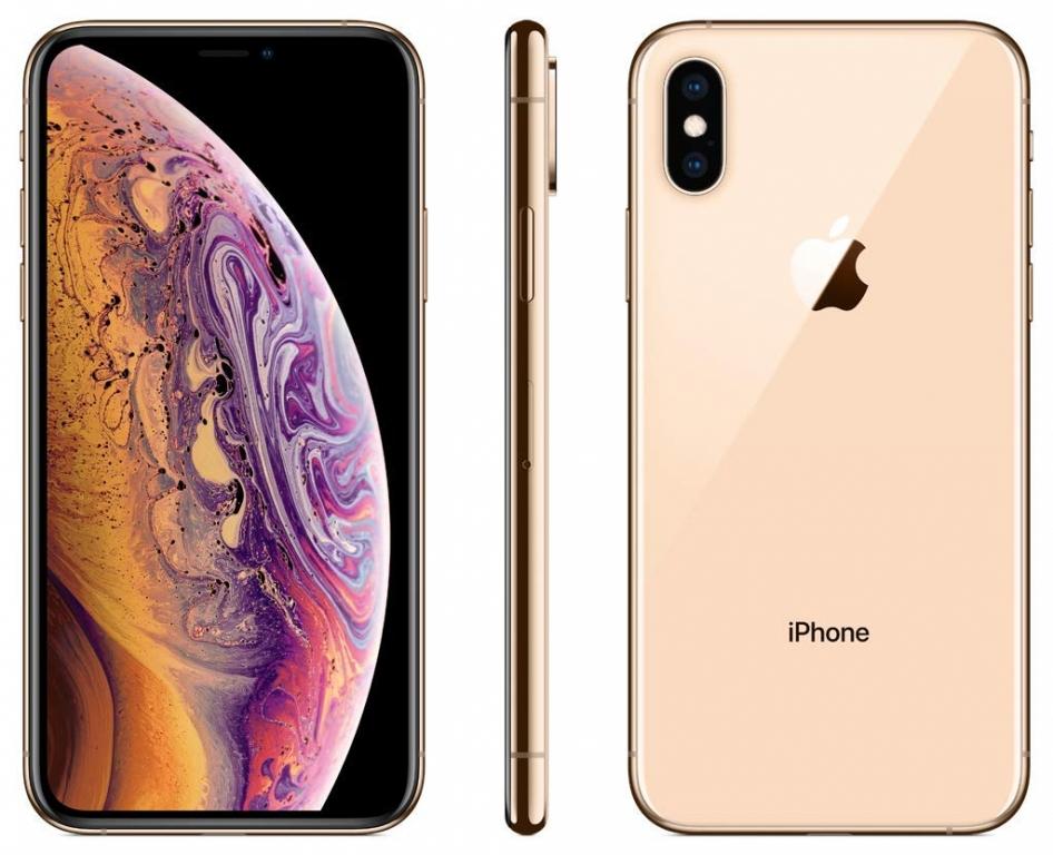 iPhone XS 64 Gb Oro, Plata o Gris