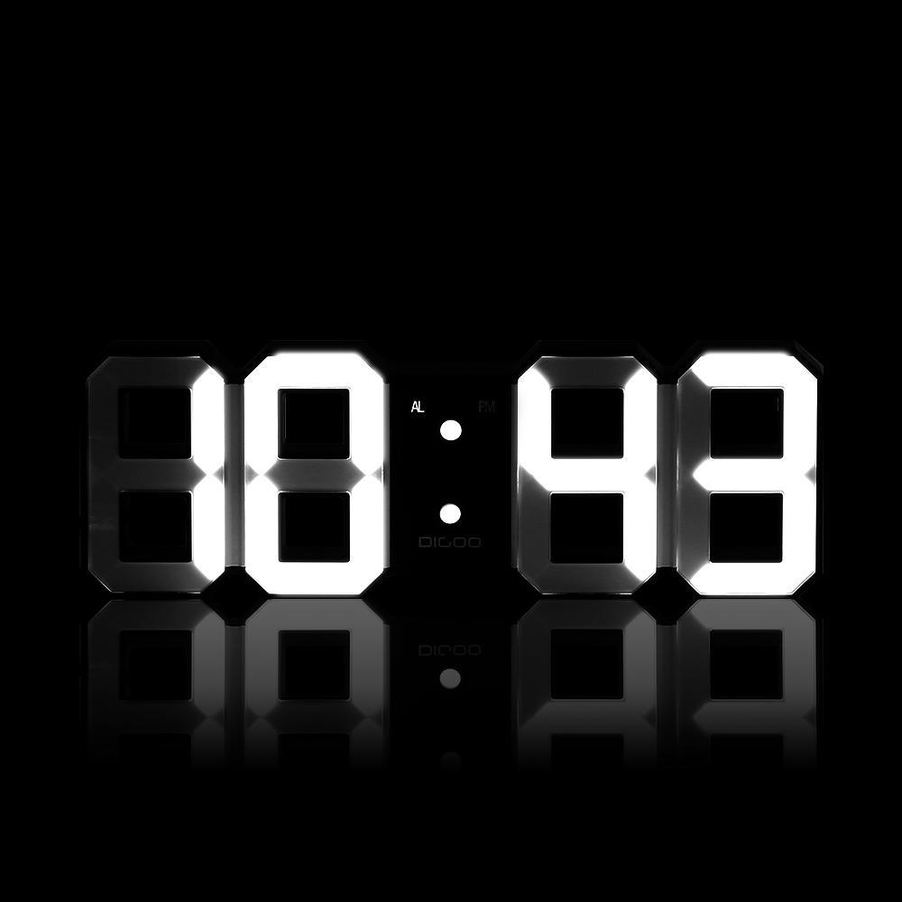 Reloj y despertador digital de pared Digoo DC-K3