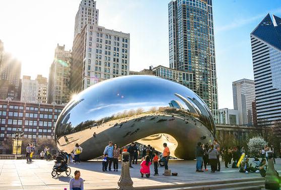 AGO/SEP Vuelos directos a Chicago desde Barcelona