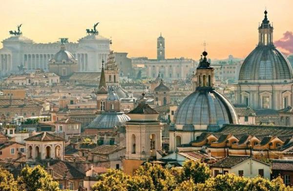 Vuelos a Roma en Mayo desde 34€ ida y vuelta