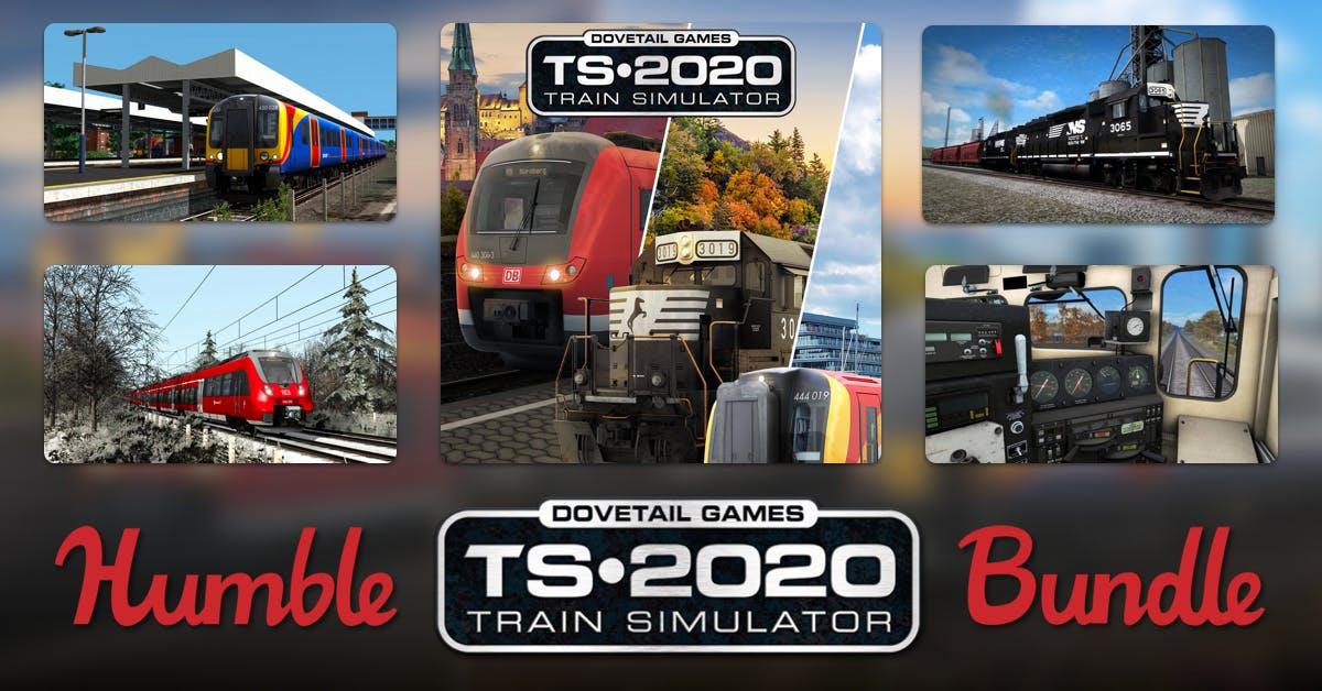 TRAIN SIMULATOR 2020 por 1€