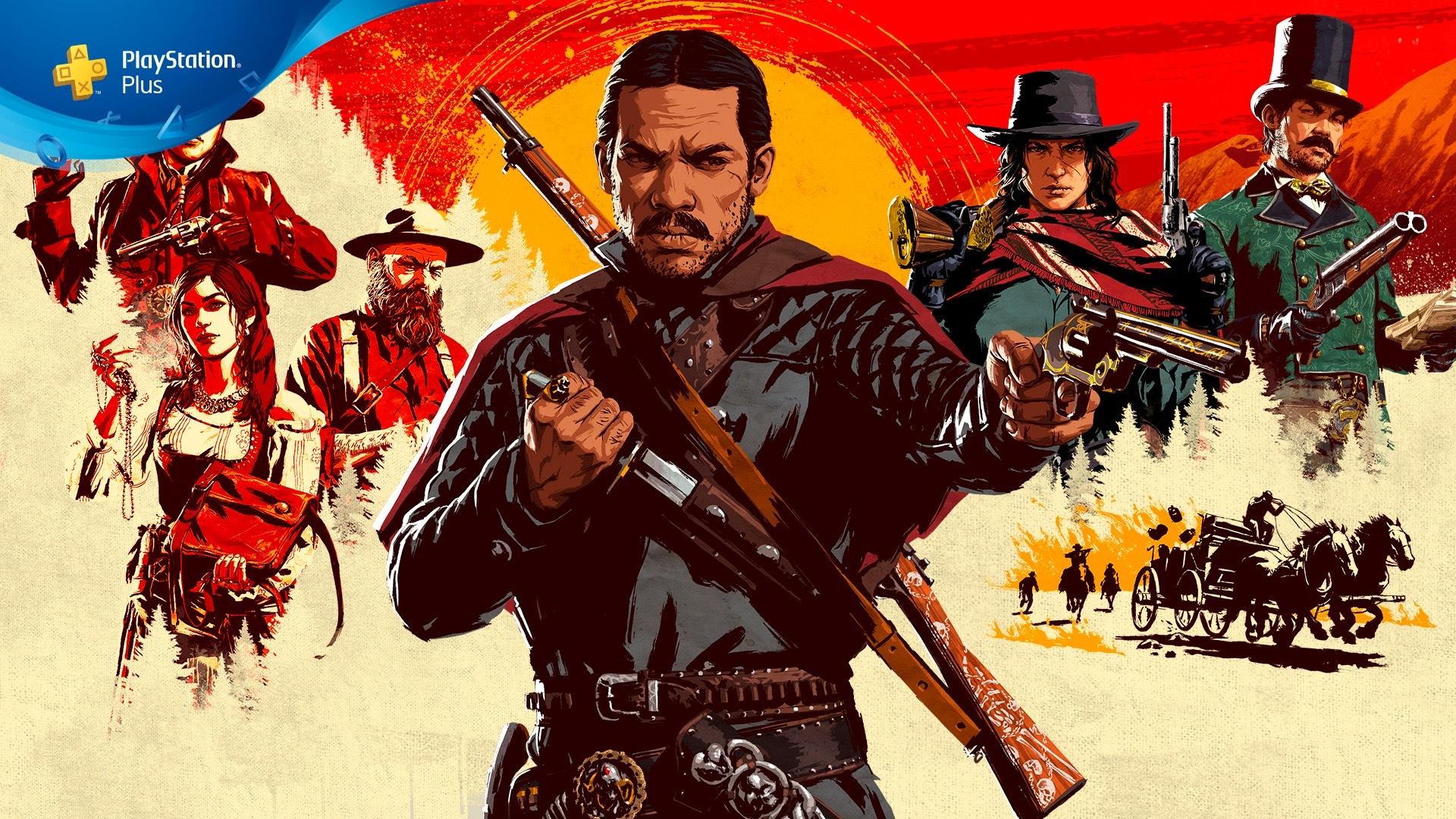 Contenido GRATIS en Red Dead Redemption 2