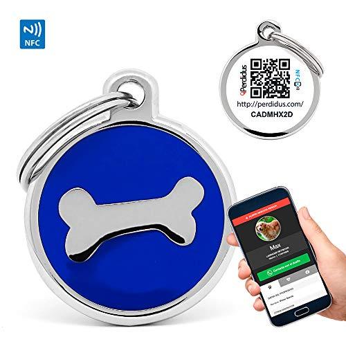 Identificador mascota NFC y más