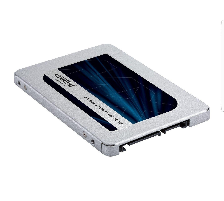 Disco SSD Crucial MX500 - 250GB