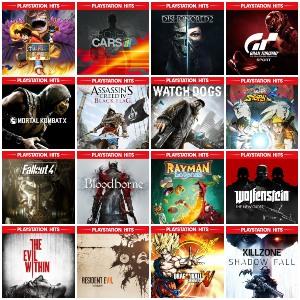 """70% en selección de """"Playstation Hits"""" (PS4)"""
