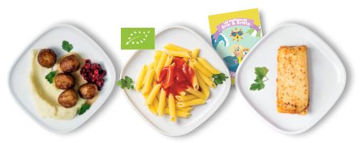 Menú infantil gratis con tu plato principal en IKEA