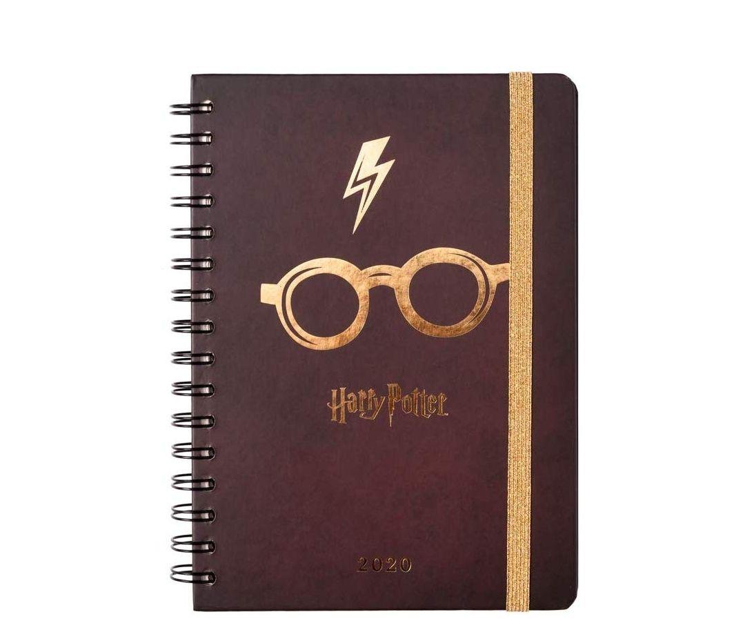 Agenda 2020 semana vista Harry Potter, A5 envío prime 1 día