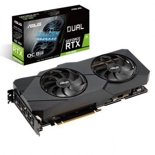 Asus Dual GeForce RTX 2080 SUPER EVO V2 OC Edition 8GB GDDR6