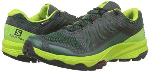 TALLA 43 1/3 - Salomon XA Discovery Gore-Tex, Zapatillas de Trail Running para Hombre