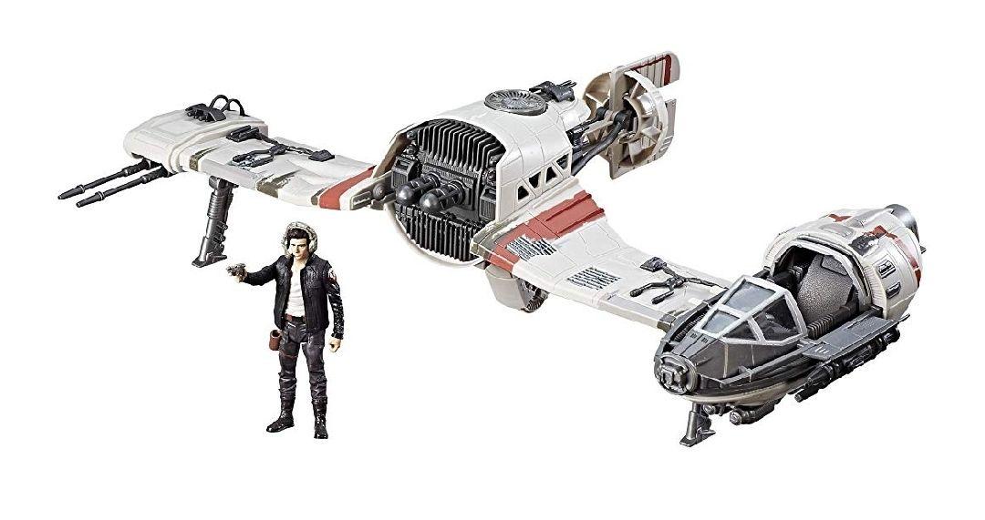 Star Wars- Resistance Ski Speeder