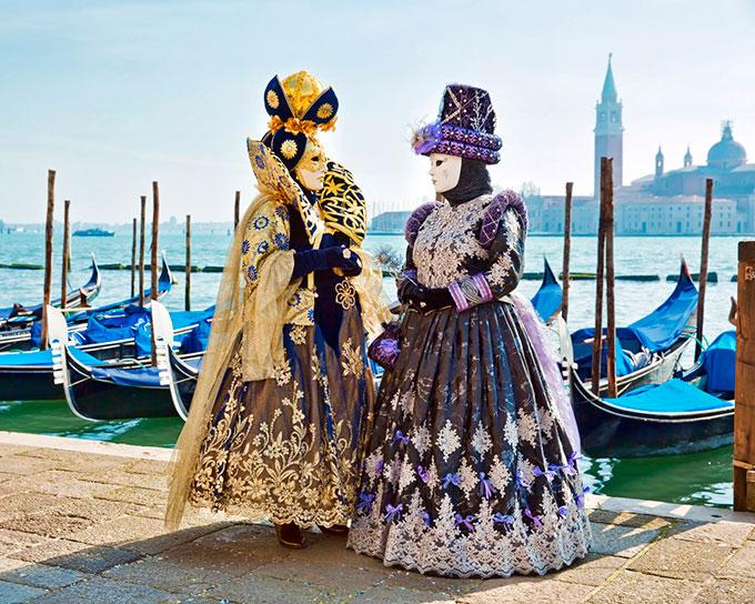 Vuelos + 3 noches para el Carnaval de Venecia solo 189,5€ (por persona)