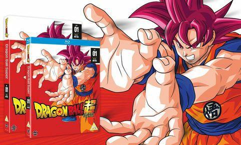 1° temporada de Dragon Ball Super *Gratis*