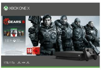 Xbox One X + Gears 5 por 279€