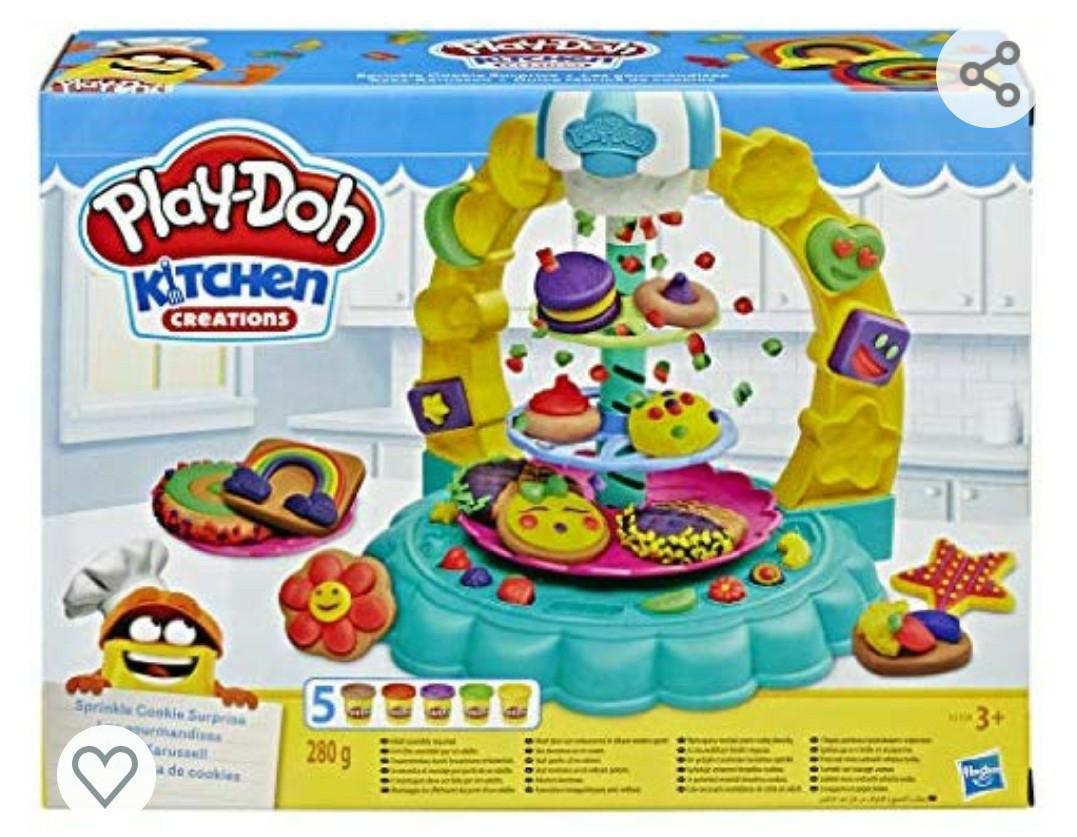 Fábrica de cookies de Play-Doh