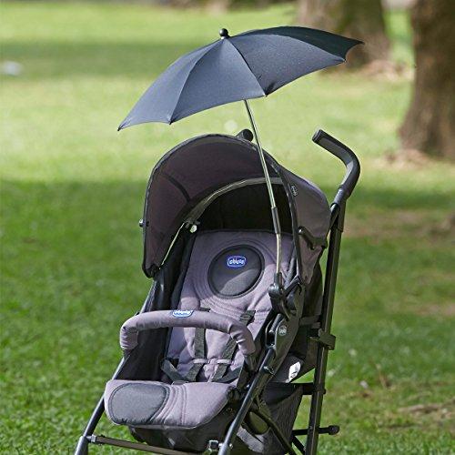 Chicco Sombrilla para sillas de paseo Chicco, color beige