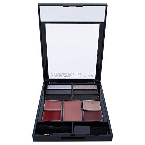 Revlon Palette Set de Maquillaje, Ojos, Pómulos y Labios 200 Seductive Smokies