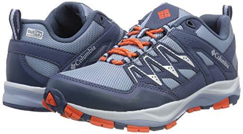 Columbia Wayfinder Outdry, Zapatos Multideporte para Mujer