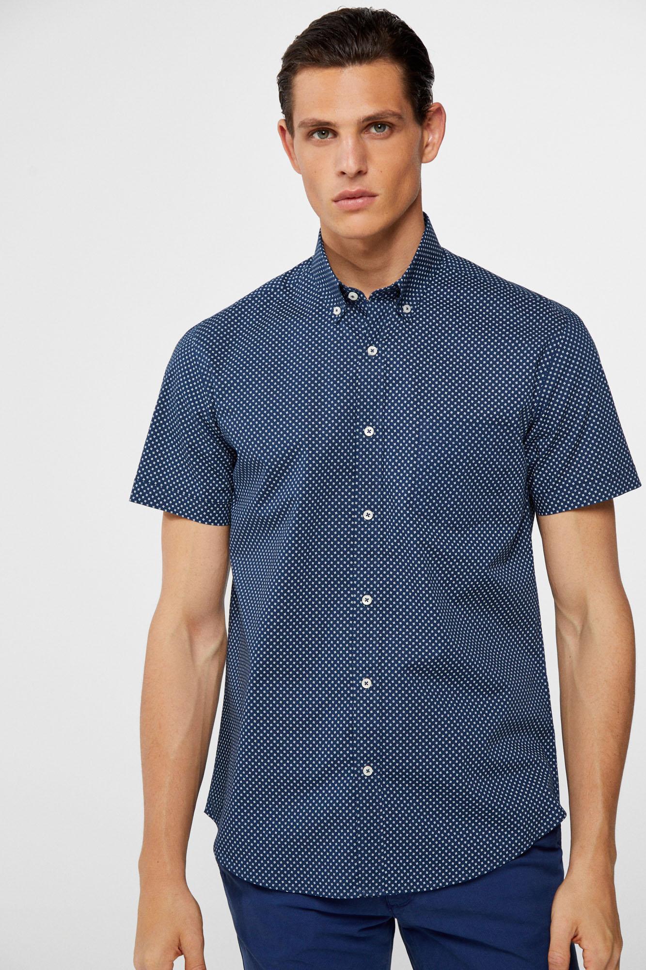 Camisa Manga Corta Cortefiel