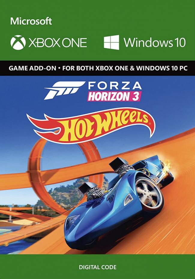 Forza Horizon 3 Hot Wheels DLC