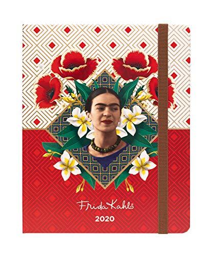 Agenda 2020 Frida Kahlo