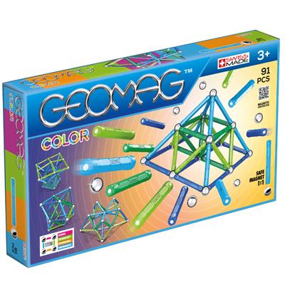 Geomag :: Juego de construcción 2D y 3D (AlCampo)