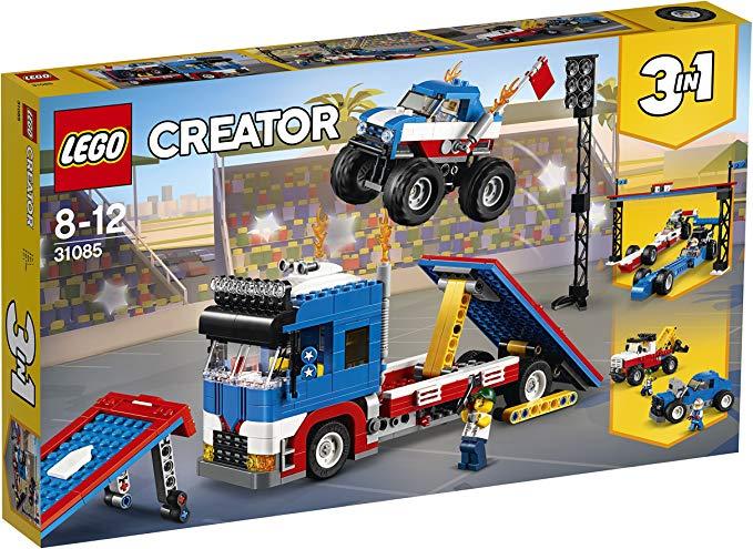 Lego Creator espectáculo acrobático solo 35.9€