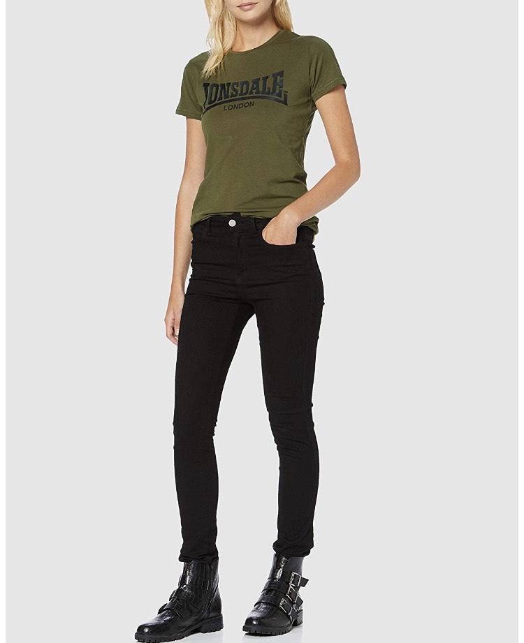 Lonsdale Camiseta, Mujer XS