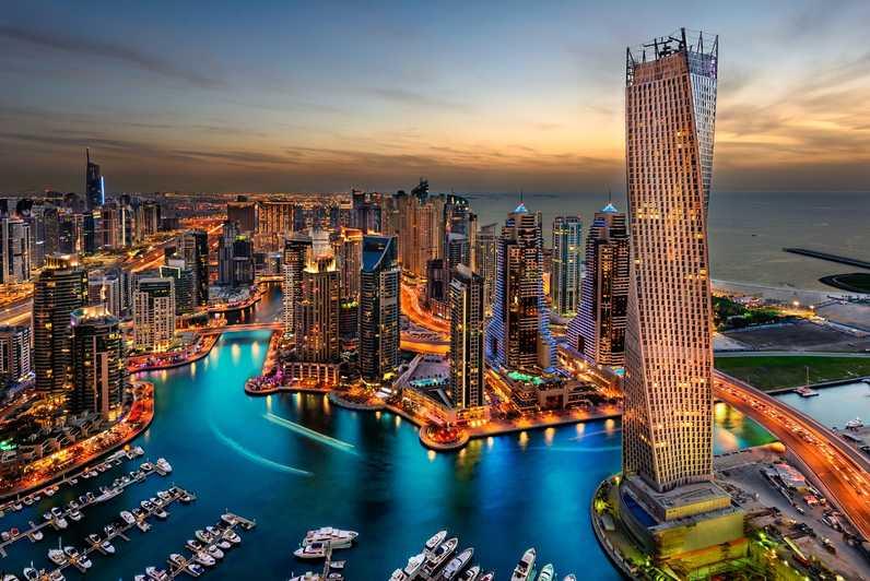 Vuelos + 6 noches en hotel 5 estrellas de Dubai solo 384,5€ p.p.