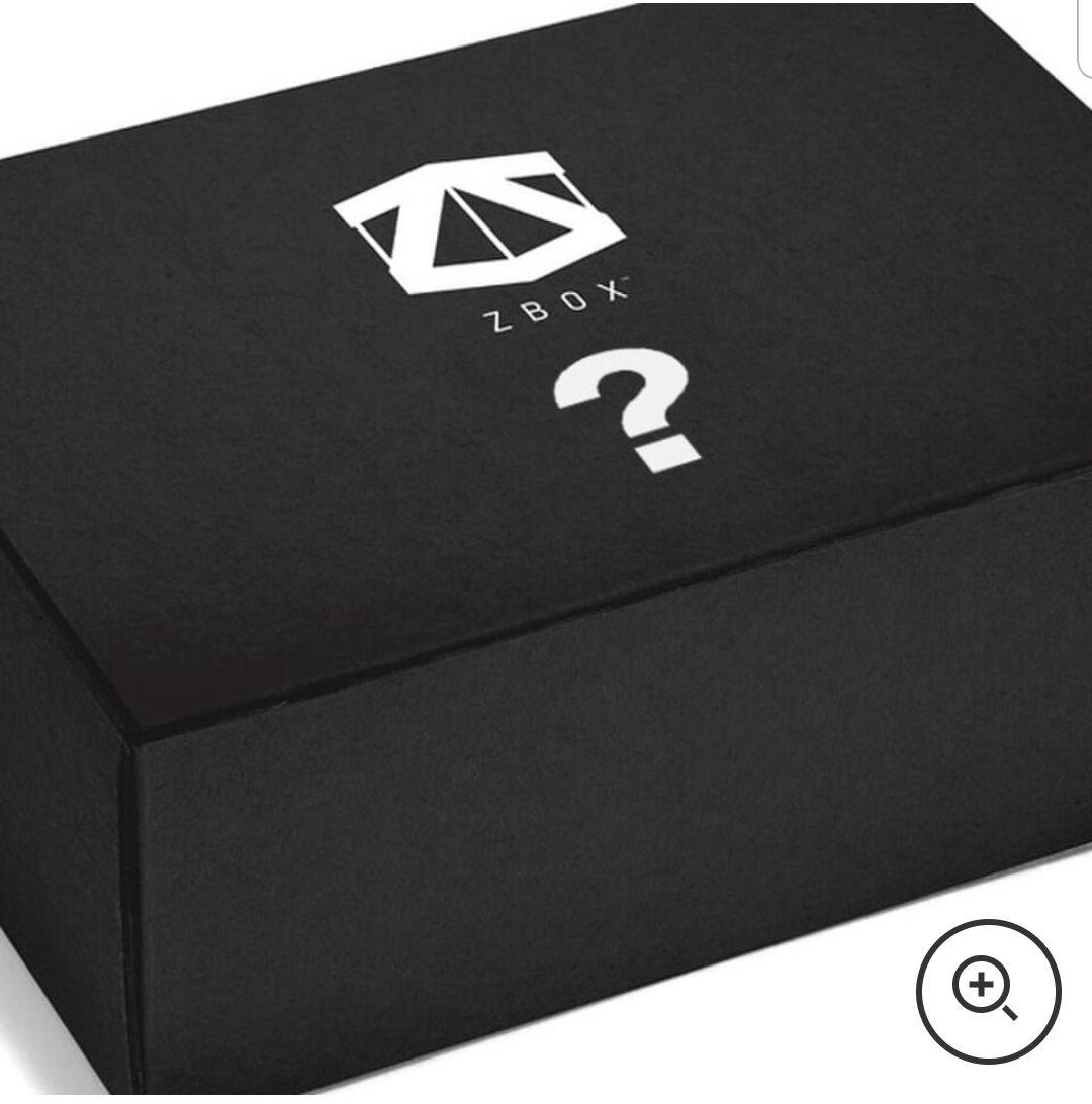Mega Zbox misteriosa